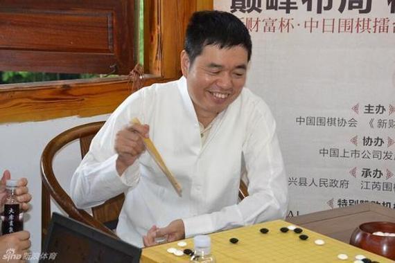 世界冠军马晓春