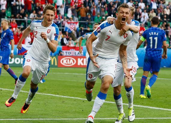 捷克 最后的拼搏