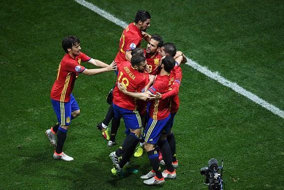 西班牙:冠军在哪里?