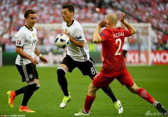 巴拉克对德国队昨天的表现并不满意