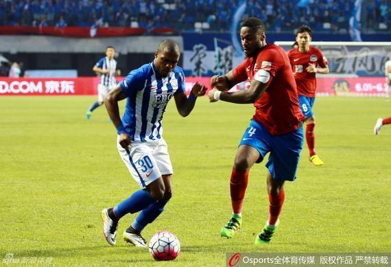 石家庄永昌在主场1-0战胜河南建业