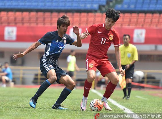 中国0-0日本