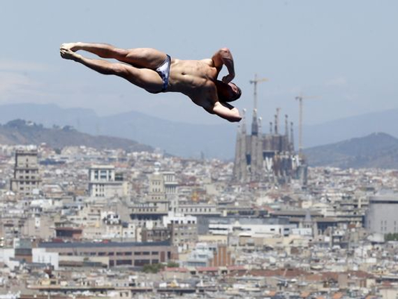 美国跳水奥运冠军鲍迪亚