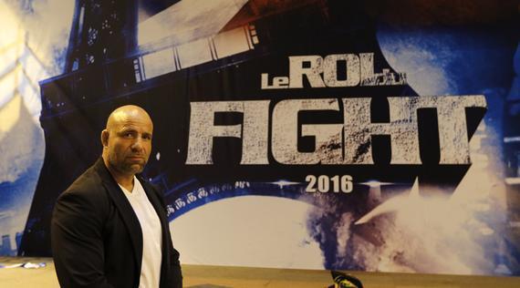 斯特凡在法国我那是拳王竞赛中