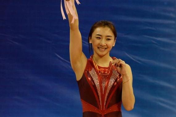 何雯娜称奥运不只有第一名