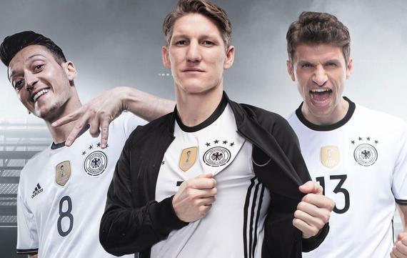 续约后,德国足协每年可以得到7000万的赞助费