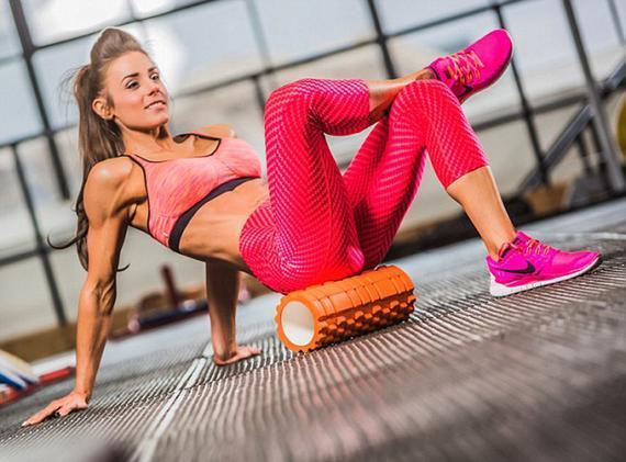 英美女健身达人网上分享食谱