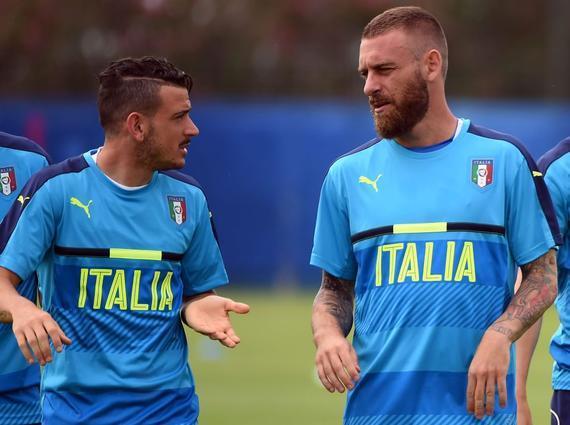马特乌斯以为意大利将倚重中场上将德罗西的传球才能