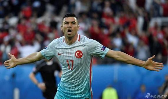 伊尔马兹的土耳其还是无缘晋级