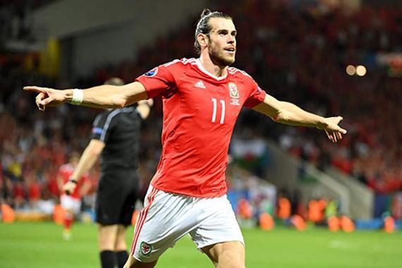 贝尔领衔《每日邮报》评出的欧洲杯小组赛最佳阵容