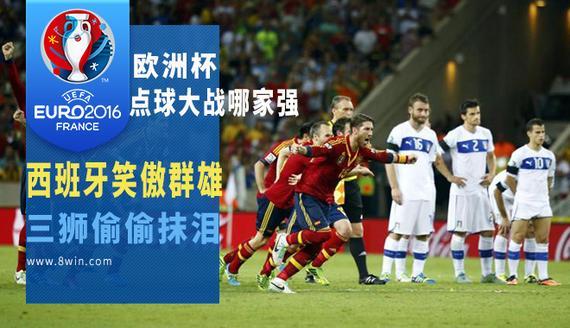 欧洲杯点球哪家强?