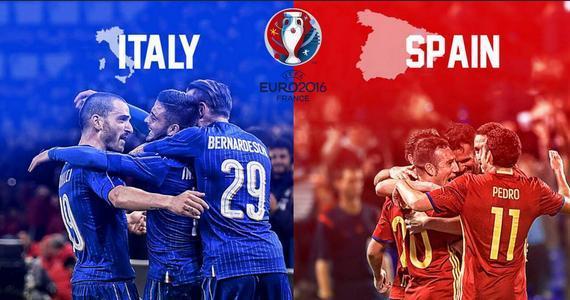 意大利再战西班牙