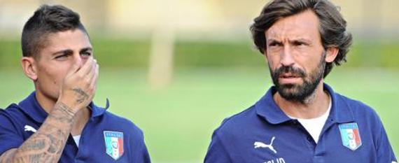 皮尔洛:希望意大利成功复仇