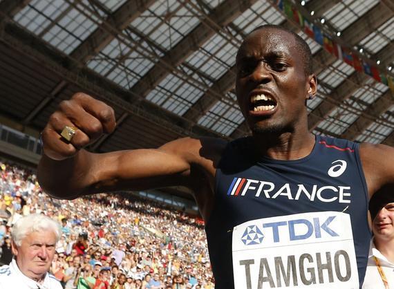 塔姆戈2013年世锦赛夺冠时