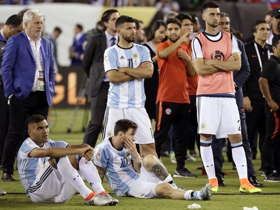 阿根廷无冠魔咒还在继续