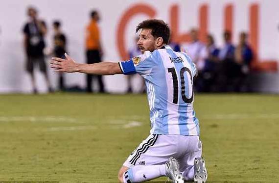 阿根廷点球大战再负智利