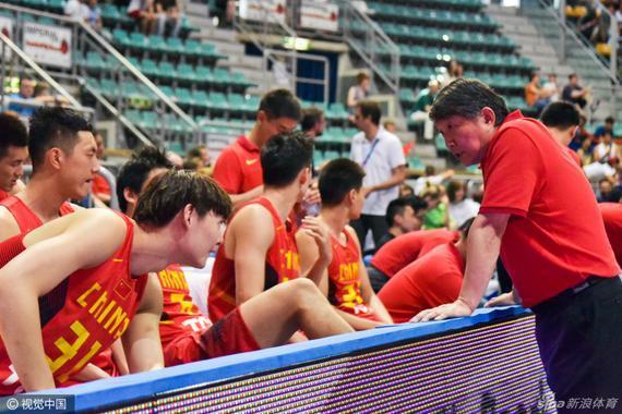 中国男篮12人名单终于出炉