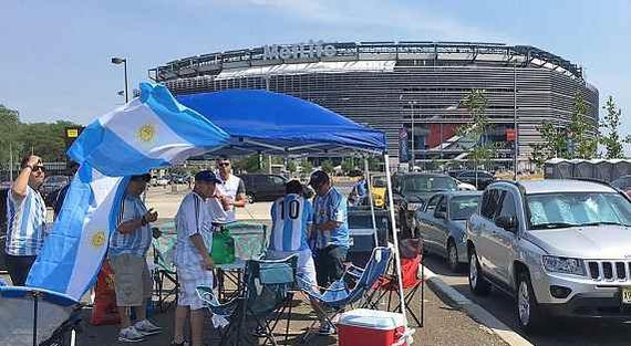 阿根廷将战智利