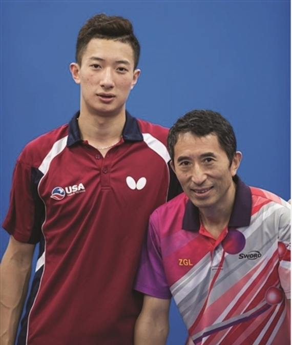 冯一君和父亲