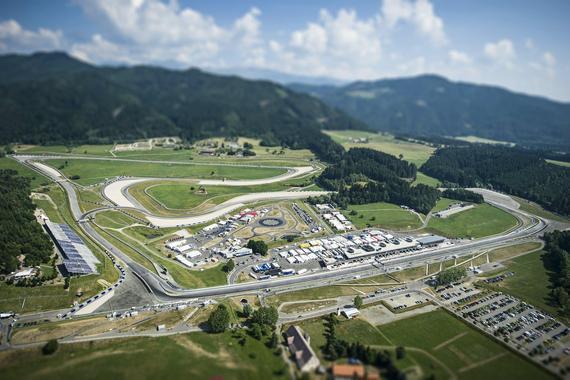 奥地利Spielberg赛道