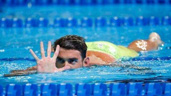 菲尔普斯即将第五次出战奥运会