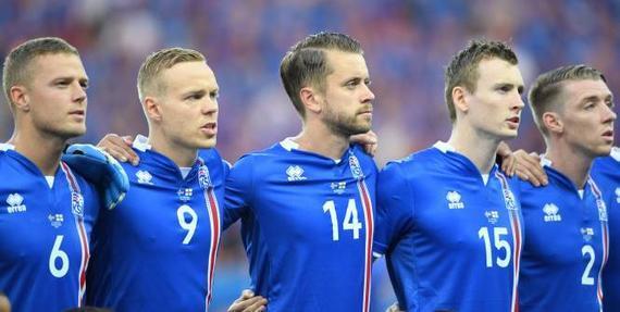 冰岛队球衣热卖,已近脱销