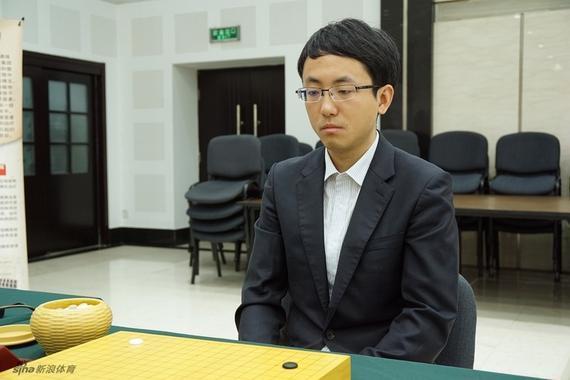 围棋国际冠军时越