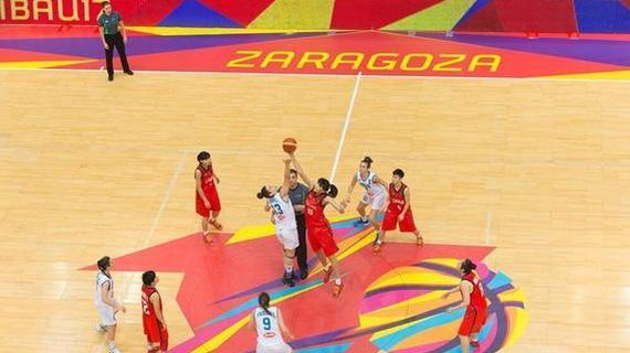 中国女篮在U17世青赛半决赛中遗憾失利