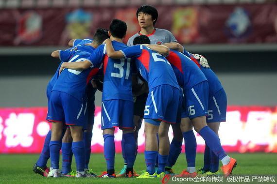 2016中甲第16轮:浙江毅腾2-3大连一方