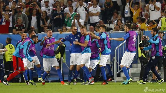 差一点,意大利人就抢来了胜利