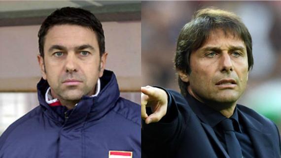 意大利足球名宿科斯塔库塔指出,孔蒂是世界最佳教练