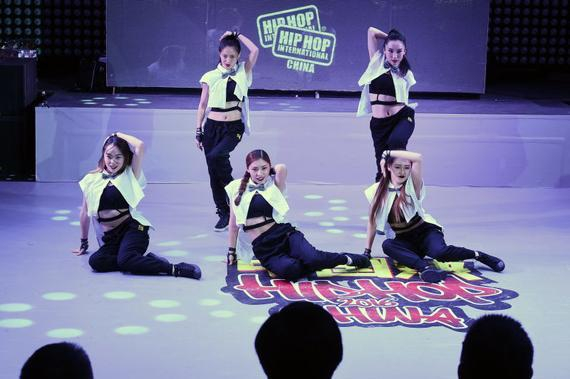 中国街舞锦标赛总决赛落幕 冠军出征世界锦标赛