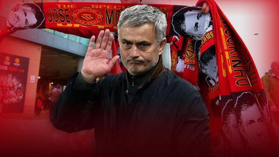 穆里尼奥成为了曼联的强心剂