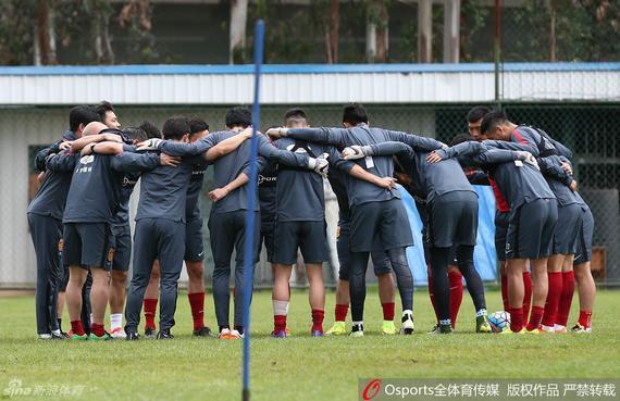 国足12强赛首个主场比赛将在沈阳举办