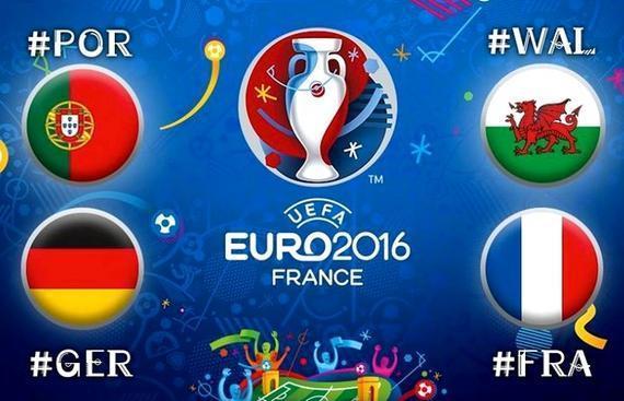欧洲杯半决赛即将打响