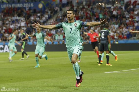 葡萄牙靠防反一路晋级