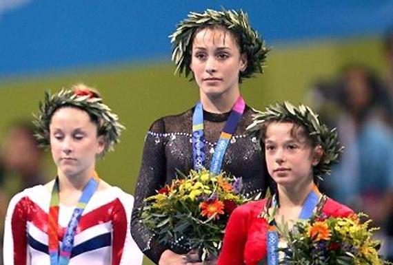 波诺尔雅典奥运会获得三枚金牌