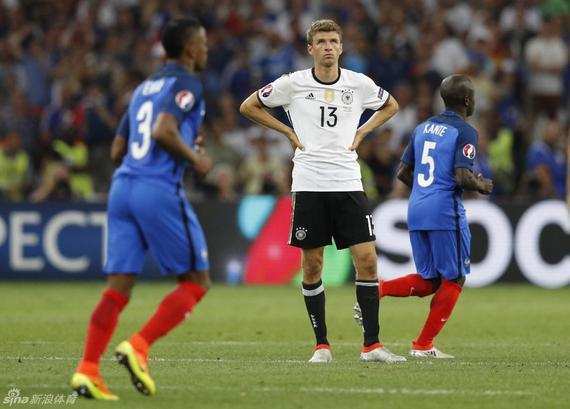 穆勒还是没能在欧洲杯上进球