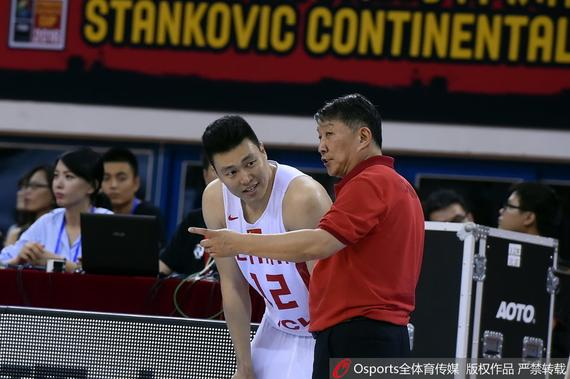 宫鲁鸣对男篮的表现很不满
