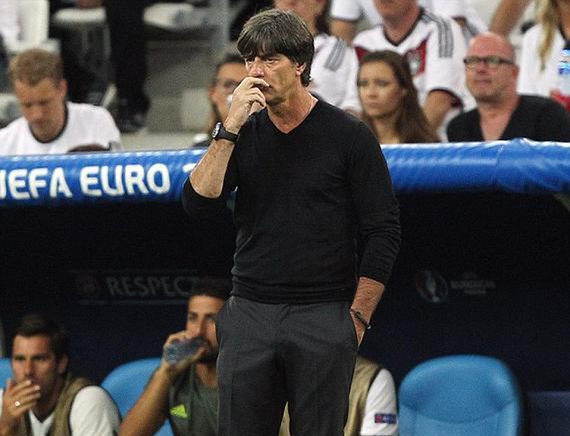 勒夫再次表达了对欧洲杯扩军的不满