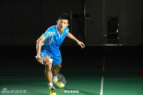 谌龙将代表中国羽毛球队出征里约