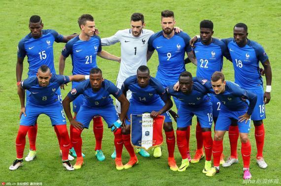 法国队的黄金一代才刚刚起步