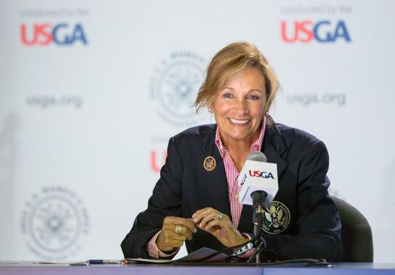 USGA总裁墨菲公开致歉