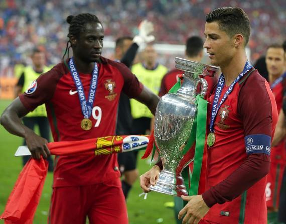 埃德尔是葡萄牙夺冠大功臣