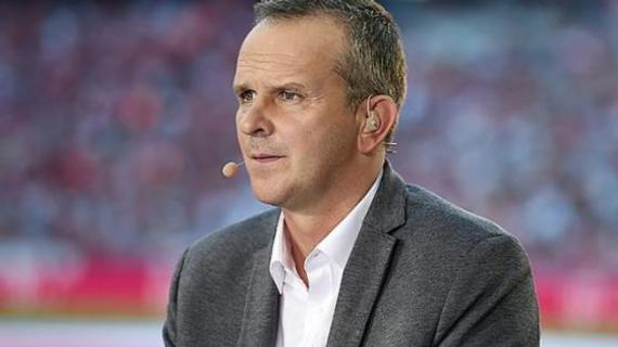 哈曼谈到了德国队的中锋问题