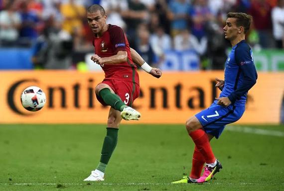 观点:佩佩更应该获得欧洲杯最佳
