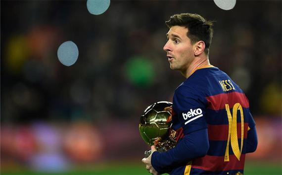 每日体育报列7大理由:为什么金球奖还是该给梅西