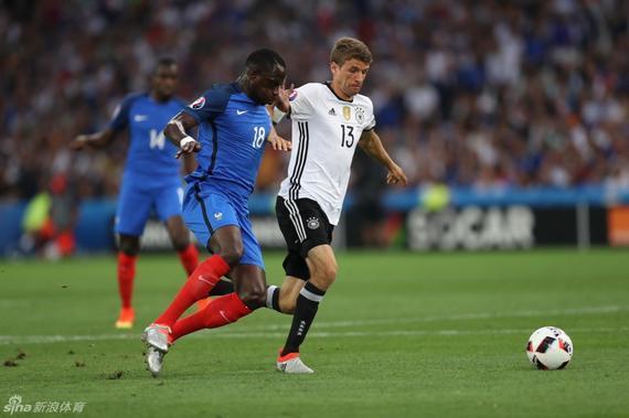 穆勒认为对法国的比赛他没踢好