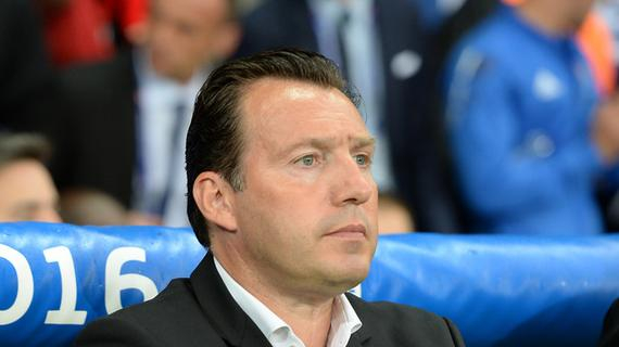 比利时足协宣布主帅威尔莫茨下课