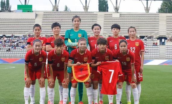 中国女足奥运最终18+4名单公布